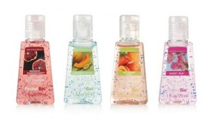 Bath & Body Works free antibacterial
