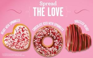 Krispy Kreme Valentine's deal