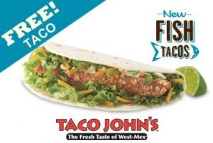 Taco John's deal