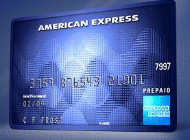 american express card prepaid