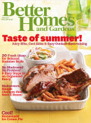Free Better Homes & Gardens Magazine