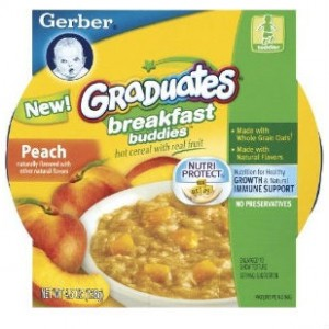 Baby Picture Contest Gerber on Gerber Graduates Breakfast Buddies