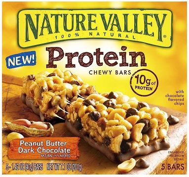 Are Nature Valley Protein Bars Good For You