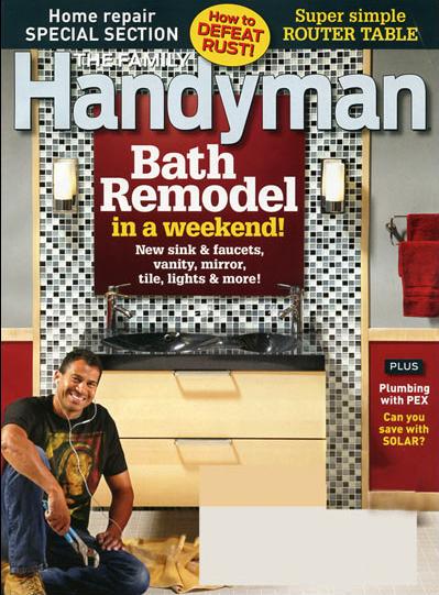 Family Handyman Magazine Hot Girls Wallpaper