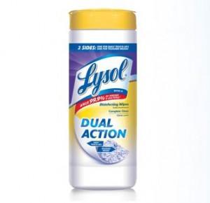 Lysol rebate