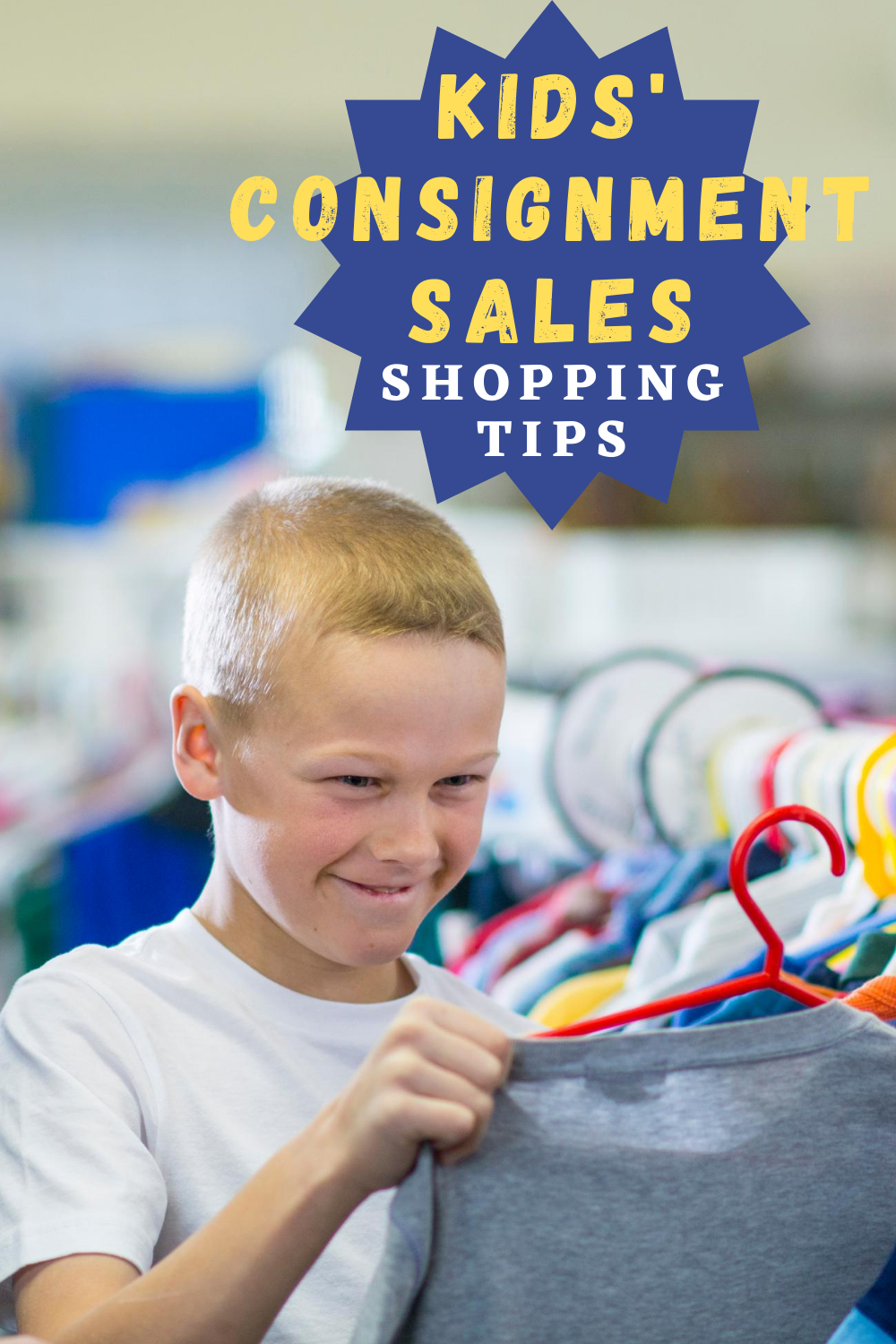 For anyone that is going to venture out to consignment sales this season here are some of my top tips for shopping kids consignment sales!