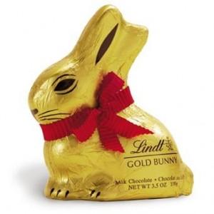 lindt bunny freebie