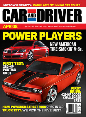 tanga car driver magazine subscriptions southern savers. Black Bedroom Furniture Sets. Home Design Ideas