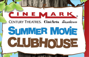 Cinemark summer program for kids