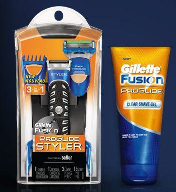 Gillette fusion proglide coupons printable