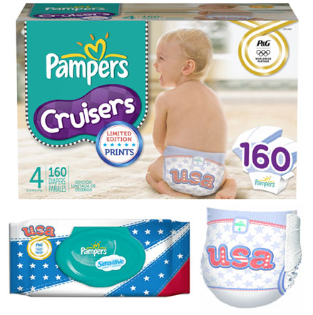Pampers Team Usa Cruisers Amp Wipes Giveaway Southern Savers