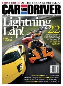 tanga car driver magazine deal
