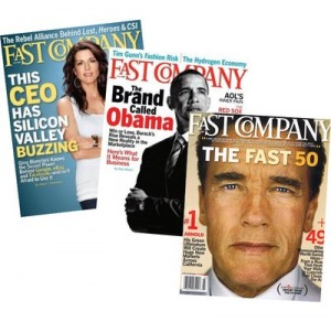 fast company magazine coupon code