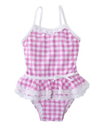 1790439541a29 Target Daily Deal  Circo Infant Toddler Girls Swim Suit for  8 ...