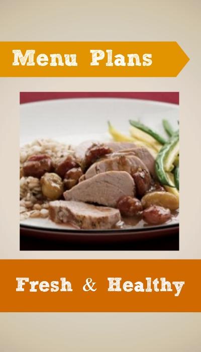 weight watchers menu plan fresh healthy and cheap