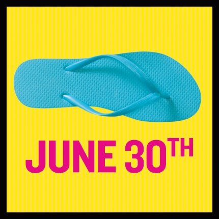 Old Navy 1 Flip Flop Sale Southern Savers
