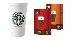 starbucks via coffee