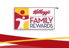 Kellogg's Family Rewards code