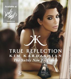 Kardashian Fragrance on Kim Kardashian Fragrance