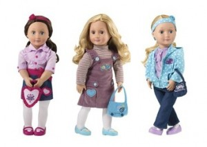 our generation dolls target daily deal