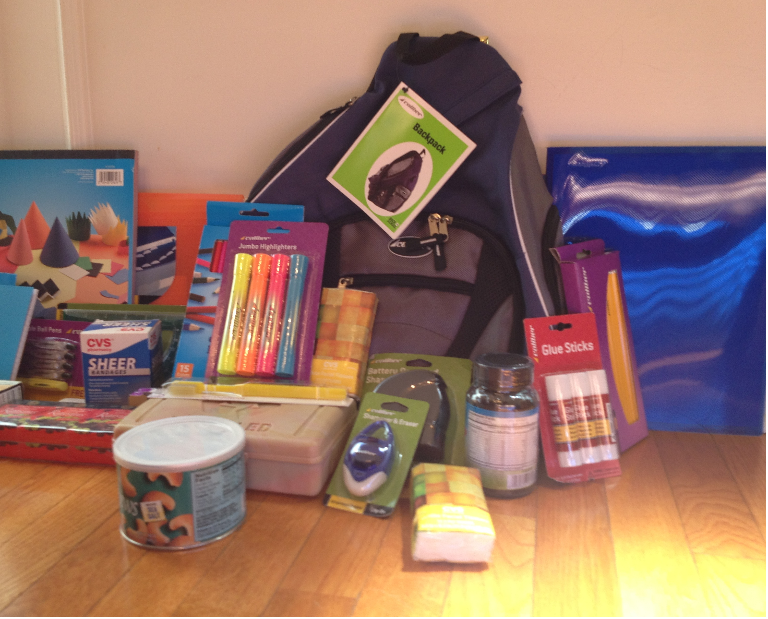 Cvs Back To School Package Giveaway Wingiveaways Southern Savers
