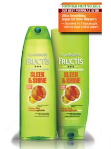 Garnier Fructis freebie