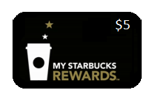 starbucks rewards deal