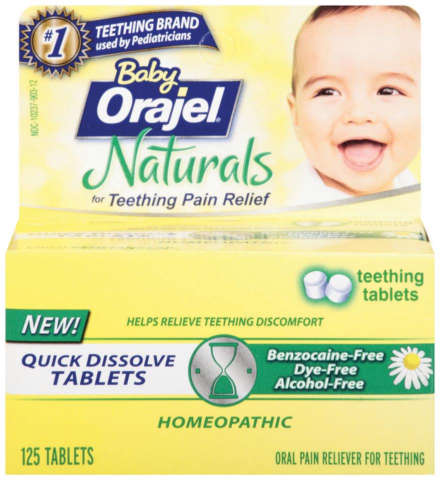 Baby Shower Giveaway Baby Orajel Naturals Teething