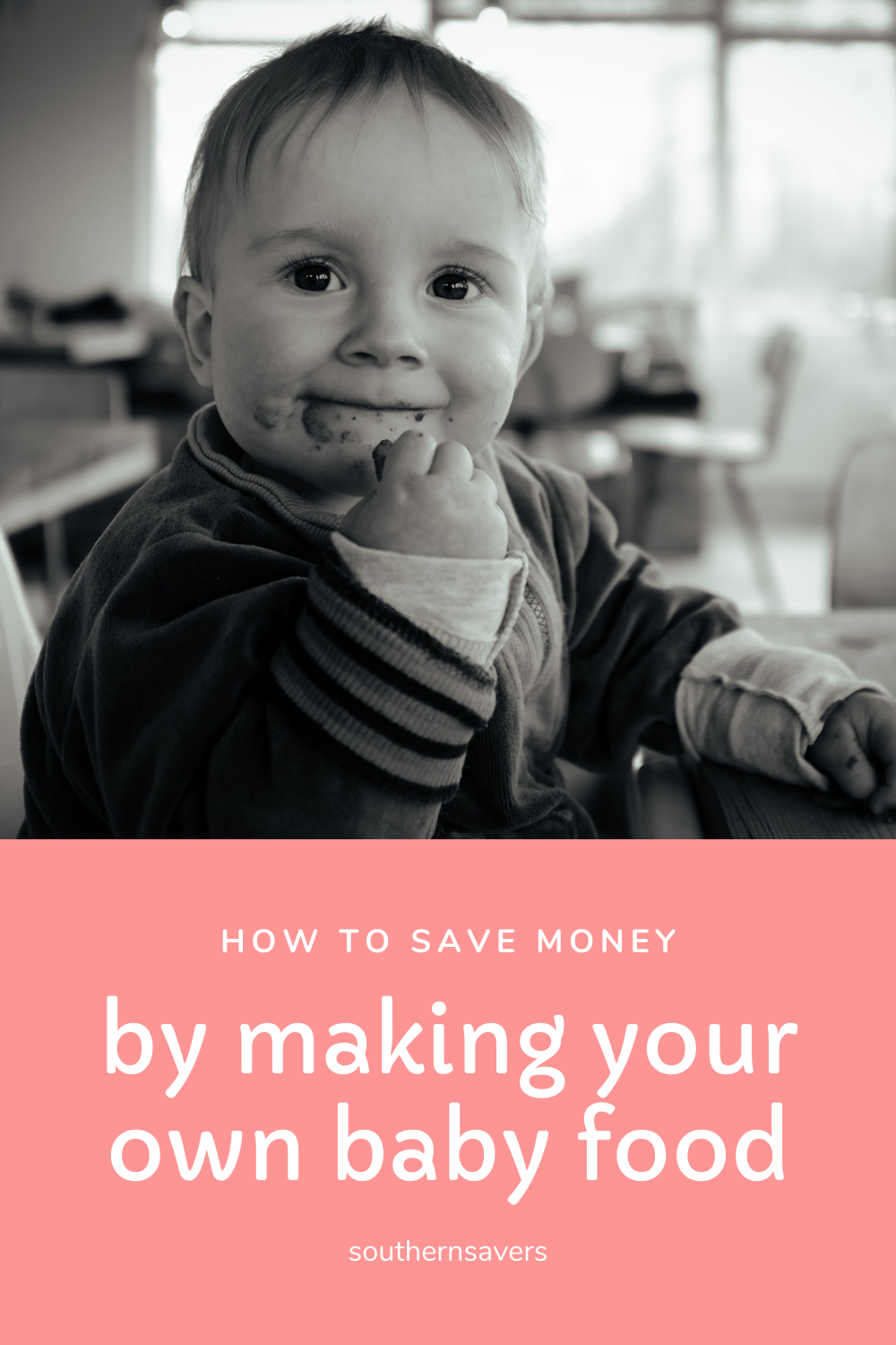 Making baby food from scratch might sound like a lot of work, but when you consider that most babies have a small diet, it's not too hard. Making several batches of baby food to put up in the freezer can be a big time and money saver.
