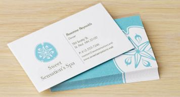 Vistaprint 100 Business Cards for $5 Shipped Southern