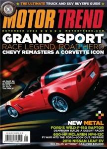 Tanga Motor Trend Magazine Subscription For
