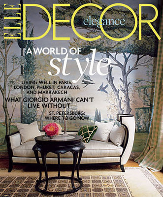 elle decor magazine deal