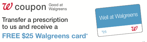 Transfer coupon walgreens