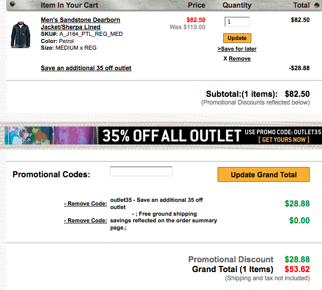 Carhartt coupon code