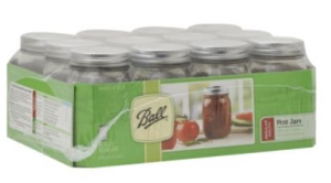 Kmart Ball Jars Deal