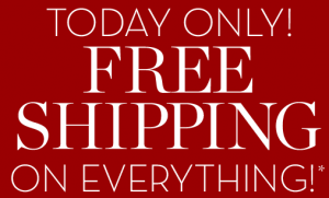 Pottery Barn Free Shipping Code