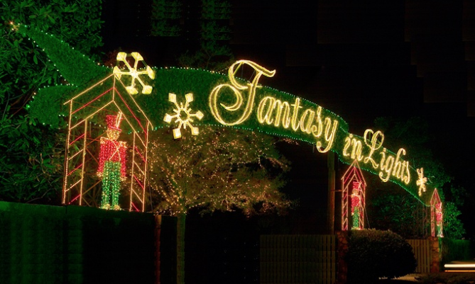 Callaway Gardens Christmas.Groupon Callaway Gardens Fantasy In Lights Tickets