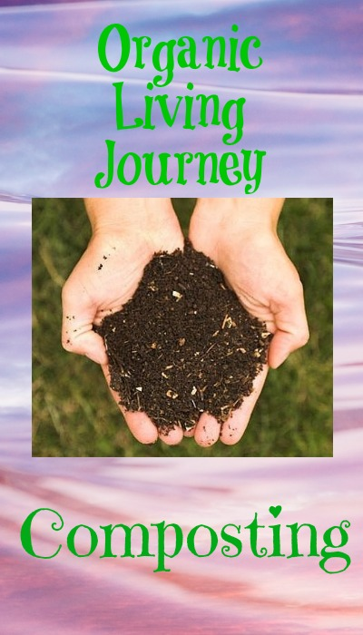 organic living journey composting