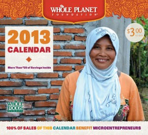 whole planet foundation calendar