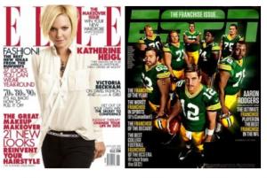 ESPN or Elle Magazine