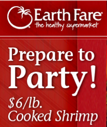 Earthfare Shrimp Coupon