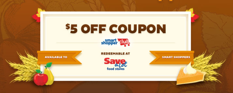 Smart shopper coupons