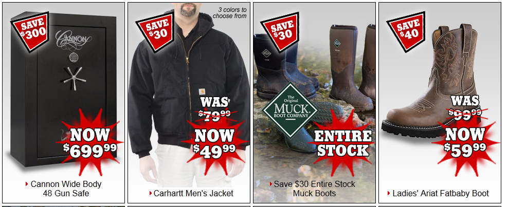 Tractor Supply Black Friday Deals 2012 :: Southern Savers