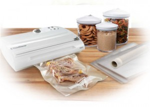 foodsaver mini chef kit