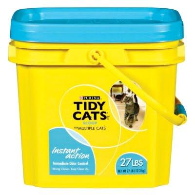 Tidy Cat Litter Coupons