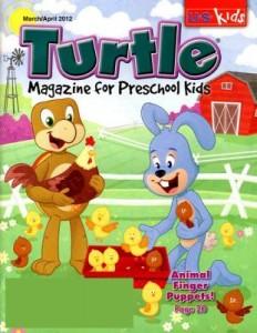 tanga magazine turtle
