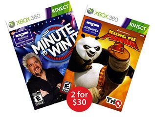 Walmart com: 2 Xbox Kinect Games for $30 :: Southern Savers