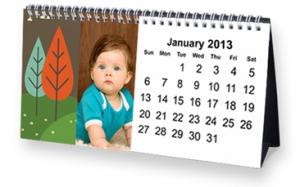 york desk calendar