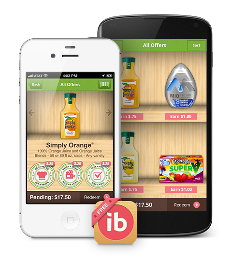 new ibotta mobile coupons
