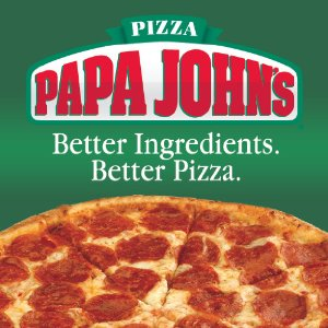 Papa John's is running a limited-time deal where you can get a free pizza of equal or less value when you buy one at regular menu price. Your mileage may vary, but it looks like the deal can be combined with another offer where you get a free large 1-topping pizza with you next order when you place.